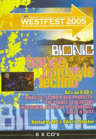 Westfest - 2005 - Hard Style Pack